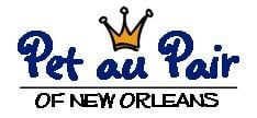 Pet au Pair NOLA Logo