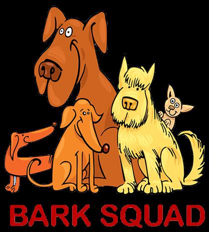 Bark Squad Logo
