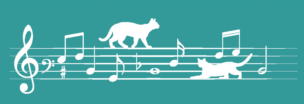 Music City Cats Logo