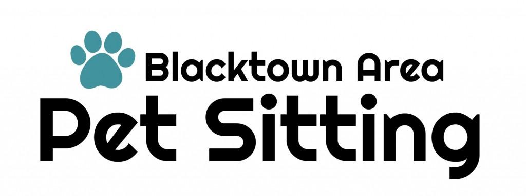 Blacktown Area Pet Sitting Logo