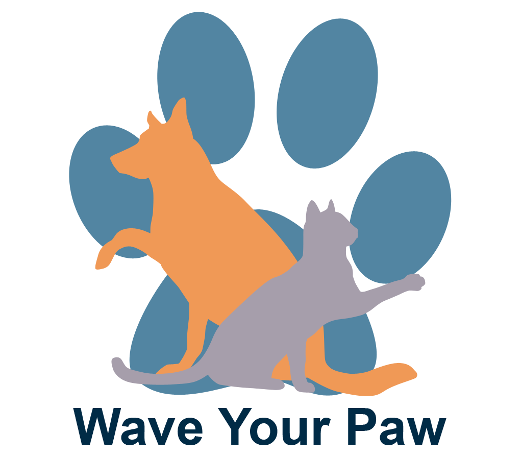Wave Your Paw  Logo