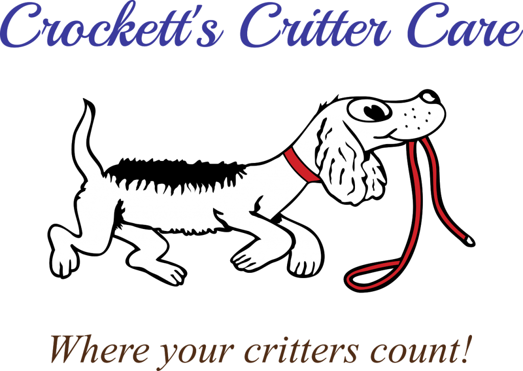 Crockett's Critter Care Logo
