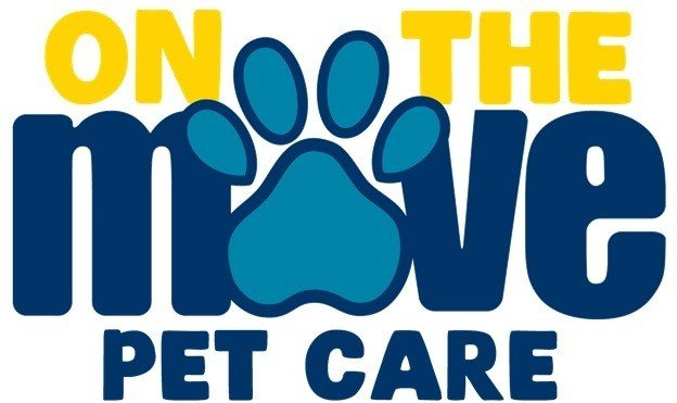 On the Move Pet Care Logo
