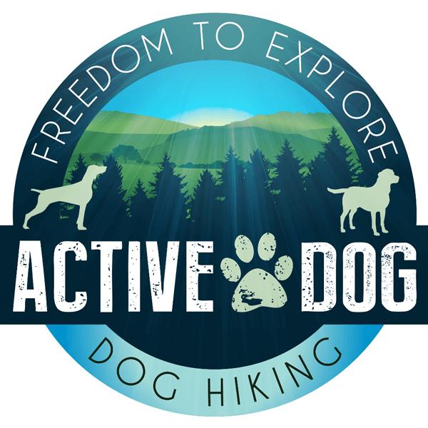 active dog logo