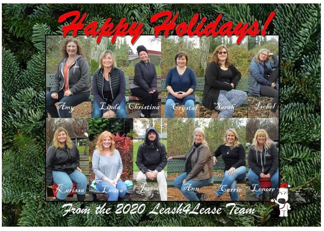 Team picture 2020